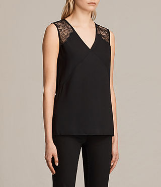 Mujer Top Prism (Black/Black) - product_image_alt_text_3