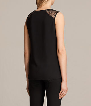 Mujer Top Prism (Black/Black) - product_image_alt_text_4