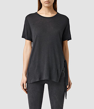 Womens Cyril Tee (DARK NIGHT BLUE)