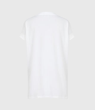 Mujer Camiseta Imogen Boy (Optic White) - product_image_alt_text_3