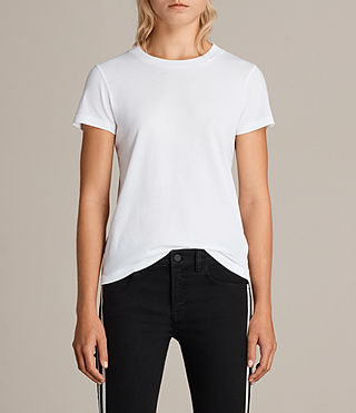 Donne T-shirt Imogen (Optic White) - Image 1