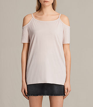 Womens Tyra Devo Top (CAMI PINK)