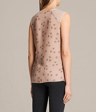Womens Prism Rosalie Top (BLUSH PINK) - product_image_alt_text_4
