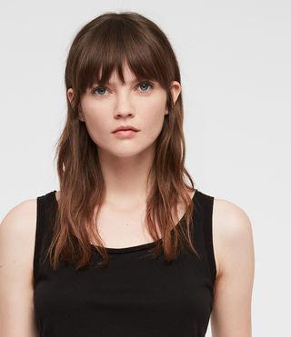 Mujer Vetten Vest (Black) - product_image_alt_text_2