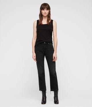 Mujer Vetten Vest (Black) - product_image_alt_text_3