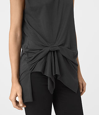 Damen Rivi Vest (COAL BLACK) - product_image_alt_text_2