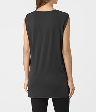 Damen Rivi Vest (COAL BLACK) - product_image_alt_text_4
