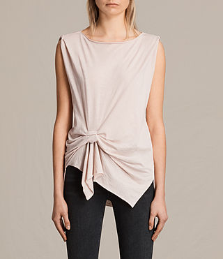 Womens Rivi Vest (CAMI PINK)