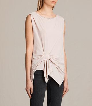 Femmes Rivi Vest (CAMI PINK/QTZ PINK) - product_image_alt_text_2