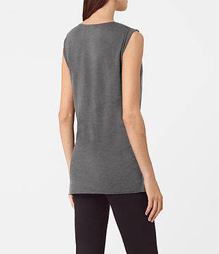 Mujer Rivi Vest (COAL GREY) - product_image_alt_text_3