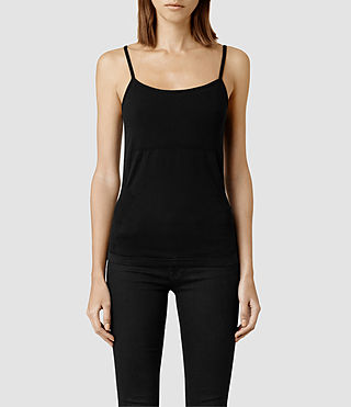 Women's Brix Vest (Black)