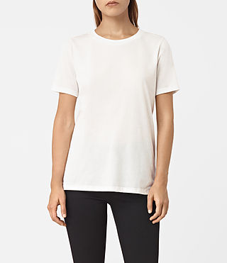 Donne Row Devo Tee (SMOG WHITE) - product_image_alt_text_2