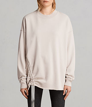 Damen Able Sweatshirt (Quartz Pink) - Image 1