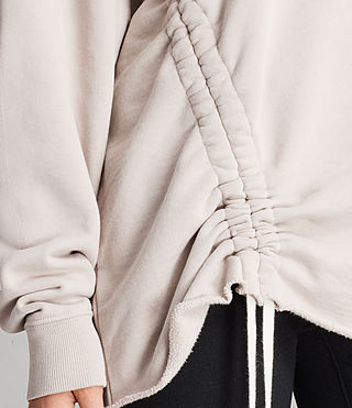 Damen Able Sweatshirt (Quartz Pink) - Image 2