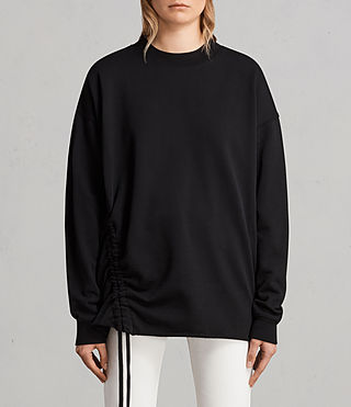 Femmes Sweat Able (Jet Black) - Image 1