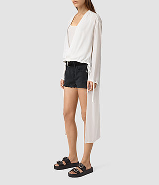 Damen Avala Top (Chalk White) - product_image_alt_text_2