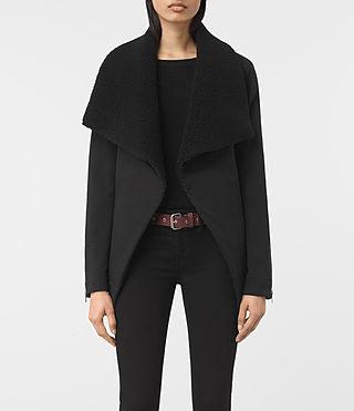 Mujer Bora Sweatshirt (Black)