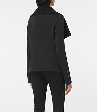 Mujer Bora Sweat (Black) - product_image_alt_text_5