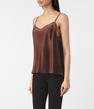 Damen Merin Top (AUBERGINE RED) - product_image_alt_text_3