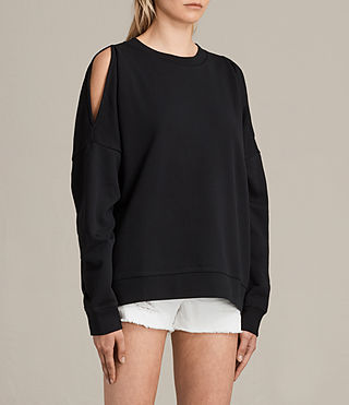 Femmes Sweat Unai (Black) - Image 2