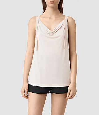 Femmes Carli Top (OYSTER WHITE) - product_image_alt_text_2