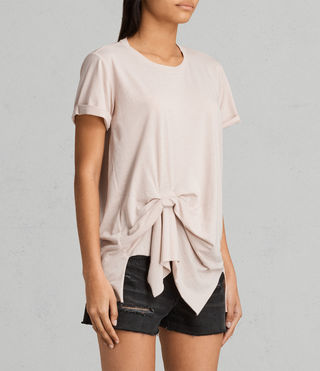 Mujer Top Riviera Devo (CAMI PINK) - Image 2