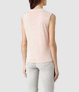 Mujer Camiseta Elm Devo (CAMI PINK) - product_image_alt_text_3
