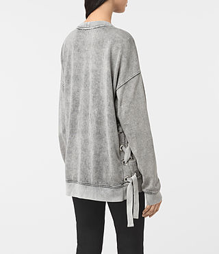 Donne Leti Sweat (Light Grey) - product_image_alt_text_3