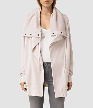 Damen Brooke Sweat (NUDE STONE PINK)