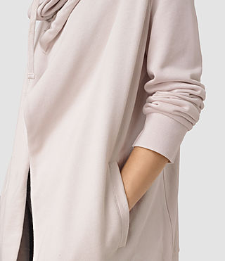 Mujer Brooke Sweat (NUDE STONE PINK) - product_image_alt_text_2
