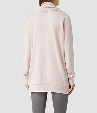 Mujer Brooke Sweat (NUDE STONE PINK) - product_image_alt_text_4