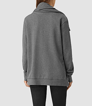 Womens Brooke Sweatshirt (Slate) - product_image_alt_text_4