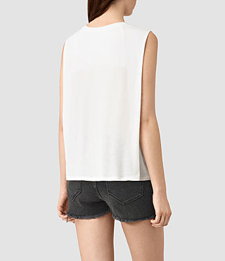 Mujer Top Louis Jay (Chalk White) - product_image_alt_text_3