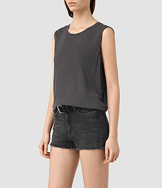 Damen Louis Jay Top (Jet Black) - product_image_alt_text_2
