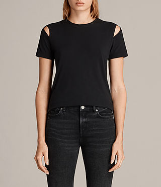 Donne T-shirt Dani (Black) -