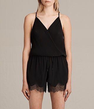 Donne May Top (Black) -
