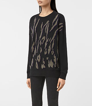 Donne Scar Sweat (Washed Black) - product_image_alt_text_2