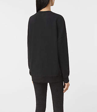 Donne Scar Sweat (Washed Black) - product_image_alt_text_3