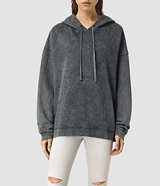 Womens Tor Hoody (Black)
