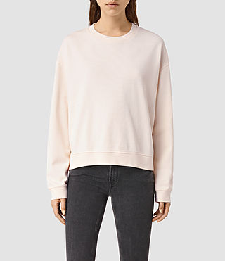 Donne New Lo Sweatshirt (CAMI PINK)
