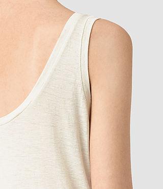 Womens Ona Tank (SMOG WHITE) - product_image_alt_text_2