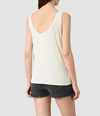 Womens Ona Tank (SMOG WHITE) - product_image_alt_text_4
