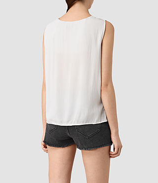 Femmes Louis Top (OYSTER WHITE) - product_image_alt_text_3