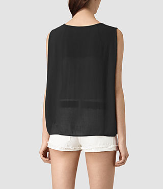 Mujer Louis Top (Black) - product_image_alt_text_3