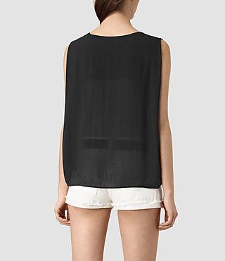 Womens Louis Top (Black) - product_image_alt_text_3