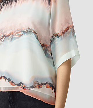 Donne Uma Crystal Top (Pink) - product_image_alt_text_2