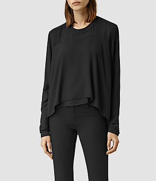 Donne Camber Top (Black)