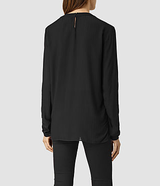 Mujer Camber Top (Black) - product_image_alt_text_3