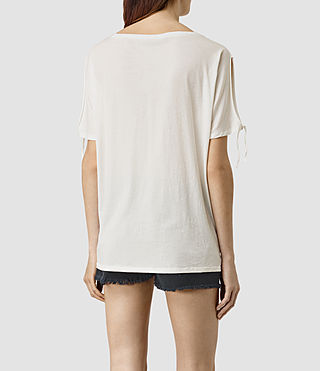 Donne Kay Tee (Chalk White) - product_image_alt_text_4