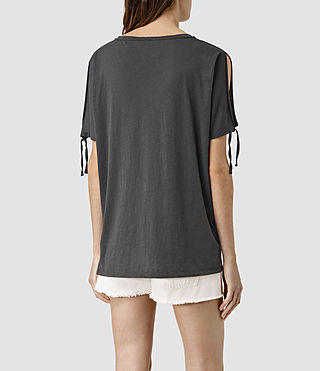 Damen Kay Tee (PIRATE BLACK) - product_image_alt_text_4